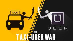Taxi vs Uber - La guerra dei poveri